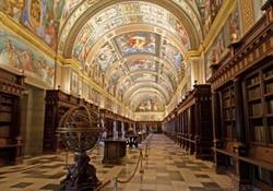 Real Biblioteca del Monasterio del Escorial (Madrid)-Trabalibros