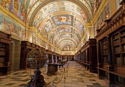 real-biblioteca-del-monasterio-del-escor