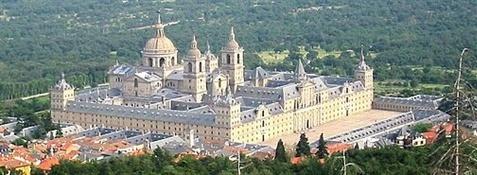 Monasterio San Lorenzo del Escorial (Madrid)-Trabalibros