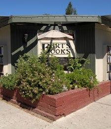 Librería Bart´s Books en Ojai 10 (California)-Trabalibros