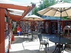 Librería Bart´s Books en Ojai 2 (California)-Trabalibros
