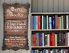 Librería Bart´s Books en Ojai 5 (California)-Trabalibros