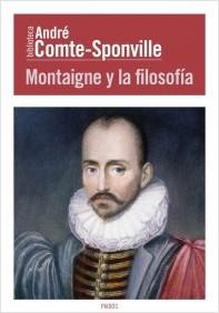 Montaigne y la filosofía (André Comte-Sponville)-Trabalibros
