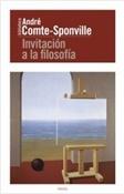 Invitación a la filosofía (André Comte-Sponville)-Trabalibros