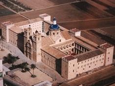 Biblioteca Monasterio San Miguel de los Reyes Valencia-Trabalibros