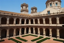 Biblioteca Monasterio San Miguel de los Reyes Valencia 8-Trabalibros