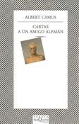 Cartas a un amigo alemán (Albert Camus)-Trabalibros