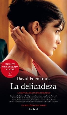 La delicadeza (David Foenkinos)-Trabalibros