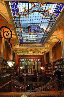Librería Lello Irmao Oporto(2)-Trabalibros