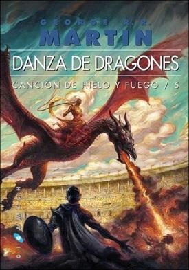 Canción de Hielo y Fuego 5. Danza de dragones (George R. R. Marin)-Trabalibros
