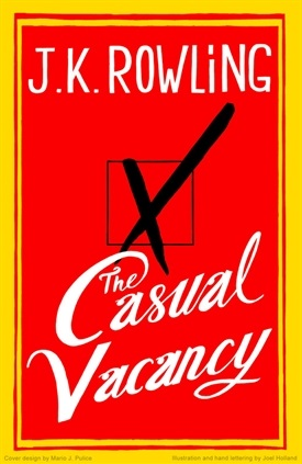 The casual vacancy (J. K. Rowling)-Trabalibros
