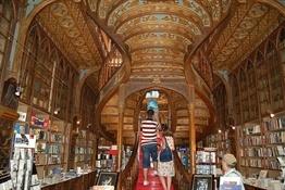 Librería Lello Irmao Oporto(5)-Trabalibros