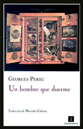 Un hombre que duerme (Georges Perec)-Trabalibros
