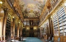 Sala filosófica monasterio Strahov (Praga) 4-Trabalibros
