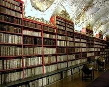 Sala teológica monasterio Strahov (Praga)2-Trabalibros