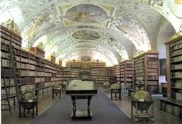 Sala teológica monasterio Strahov (Praga)-Trabalibros