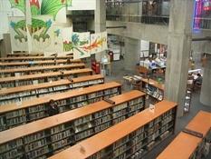 Biblioteca pública central Vancouver (Canadá)3-Trabalibros