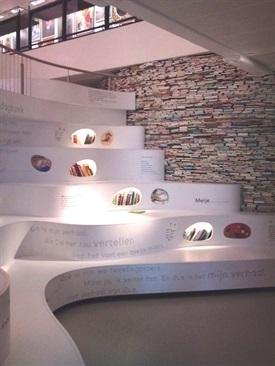 Biblioteca Kinderboekenmuseum (La Haya)11-Trabalibros