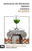 Apología de Sócrates, Menón, Crátilo (Platón)-Trabalibros