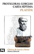 Protágoras. Gorgias. Carta séptima (Platón)-Trabalibros