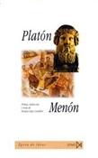 Menón (Platón)-Trabalibros