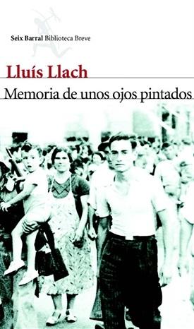 Memoria de unos ojos pintados (Lluís Llach)-Trabalibros