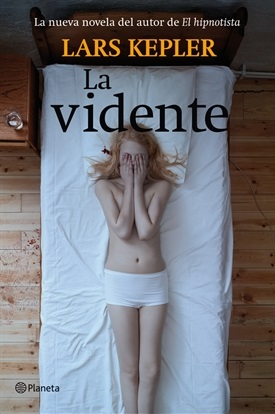 La vidente (Lars Kepler)-Trabalibros