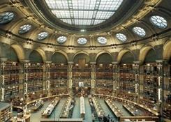 Biblioteca Nacional de Francia (París)7-Trabalibros