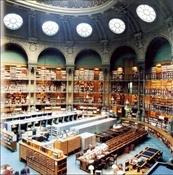Biblioteca Nacional de Francia (París)-Trabalibros