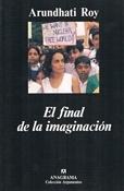 El final de la imaginación (Arundhati Roy)-Trabalibros