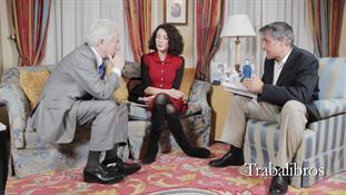 Bruno Montano de Trabalibros entrevista a Ken Follett (2)