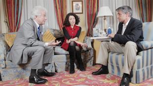 Bruno Montano de Trabalibros entrevista a Ken Follett (6)