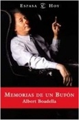 Memorias de un bufón (Albert Boadella)-Trabalibros