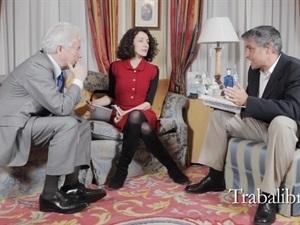 Bruno Montano de Trabalibros entrevista a Ken Follett