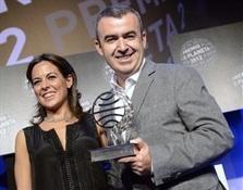 Lorenzo Silva y Mara Torres, ganadores Premio Planeta-Trabalibros