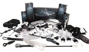 Colección oficial juguetes eróticos Cincuenta sombras de Grey-Trabalibros