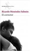 El corrector (Ricardo Menéndez Salmón)-Trabalibros