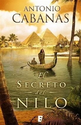 El secreto del Nilo (Antonio Cabanas)-Trabalibros