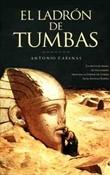 El ladrón de tumbas (Antonio Cabanas)-Trabalibros