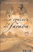La conjura del faraón (Antonio Cabanas)-Trabalibros