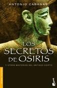 Los secretos de Osiris (Antonio Cabanas)-Trabalibros