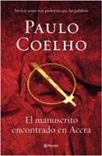 El manuscrito encontrado en Accra (Paulo Coelho)-Trabalibros