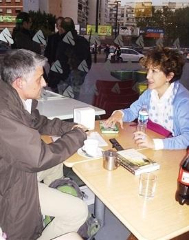 Trabalibros entrevista a Ana R. Cañil