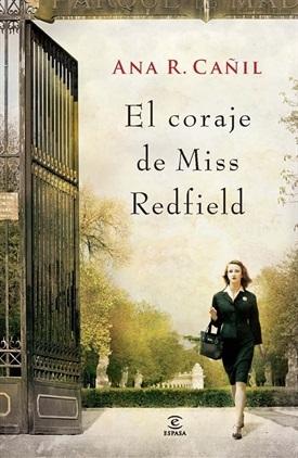 El coraje de Miss Redfield (Ana R. Cañil)-Trabalibros