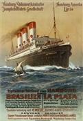Poster-Cap-Trafalgar-El tango de la Guardia Vieja Pérez Reverte-Trabalibros