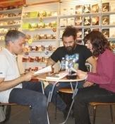 Trabalibros entrevista a El Sevilla (6)