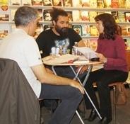 Trabalibros entrevista a El Sevilla (4)
