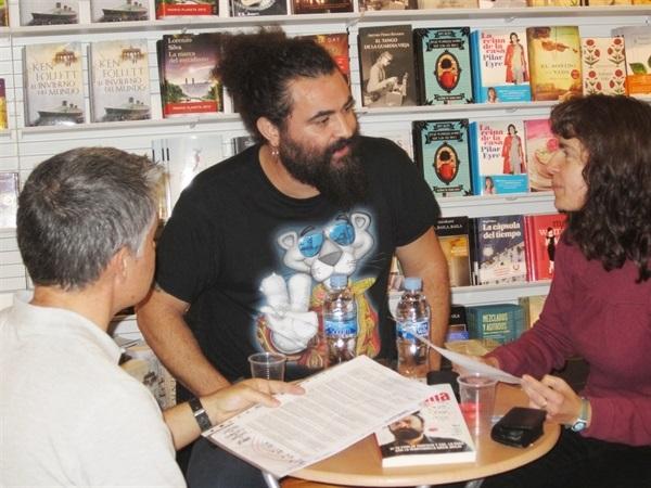 Trabalibros entrevista a El Sevilla (3)
