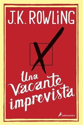 Una vacante imprevista (J. K. Rowling)-Trabalibros