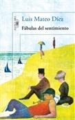 Fábulas del sentimiento (Luis Mateo Díez)-Trabalibros